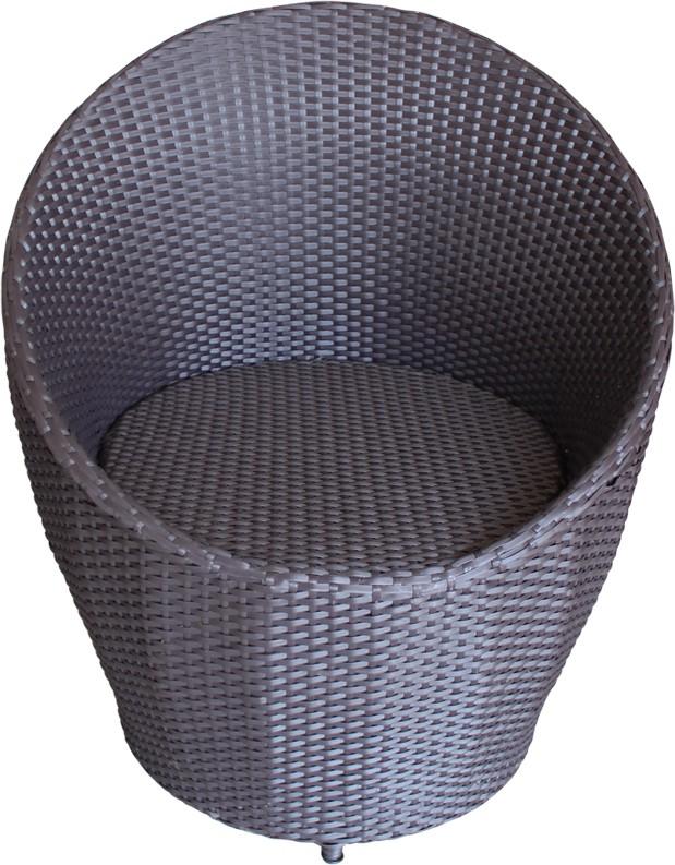 View Mavi Cane Outdoor Chair(Finish Color - Black) Furniture (Mavi)