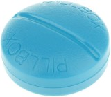 Hua You 1 Day Pill Box (Multicolor)