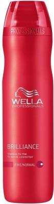 Wella Professionals Brilliance shampoo(250 ml)
