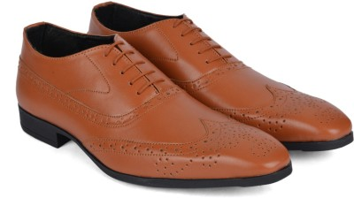 Ziraffe WARSAW Lace Up(Tan)