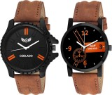 Coolado CL-2141 Combo Of 02 Watches Impe...