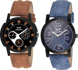 Coolado CL-0243 Combo Of 02 Watches Impe...