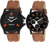 Coolado CL-2102 Combo Of 02 Watches Impe...