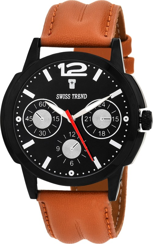 Swiss Trend ST2241 Classy Analog Watch For Men