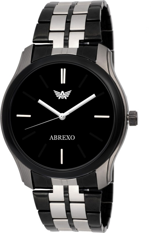 Abrexo Abx 1639BLK Karishma Premium Series Analog Watch For Me