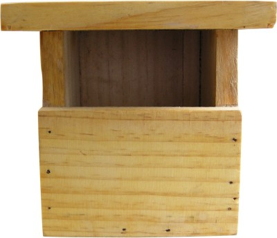 birdhousebuilder NB0014 Bird House(Wall Mounting, Tree Mounting, Free Standing)
