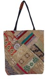 The Living Craft Tote (Multicolor)