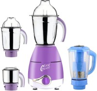 First Choice Latest Upgrade LPMG17_3 600 W Juicer Mixer Grinder(Lavender, 4 Jars)
