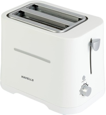 Havells Crisp 700 Pop Up Toaster��(White) 700 W Pop Up Toaster(White)