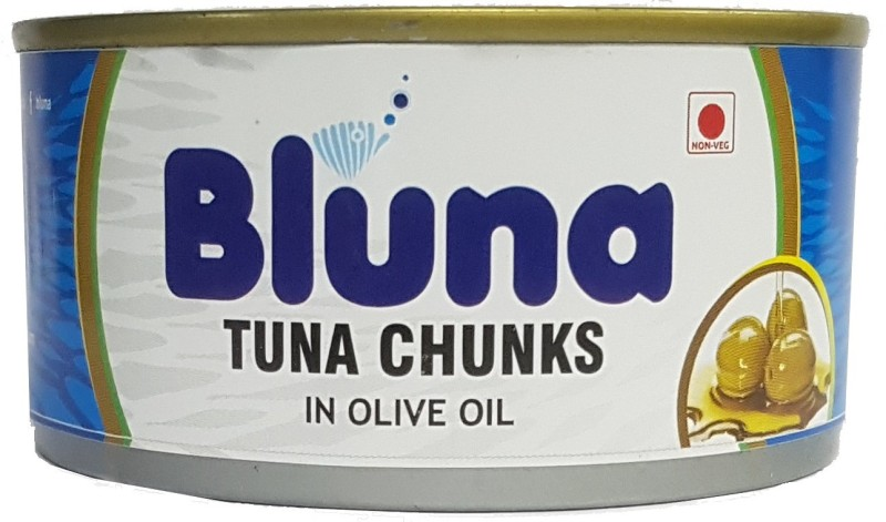 Bluna Tuna in Olive oil 180 g