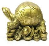 fengshui turtle Showpiece  -  7 cm (Bras...