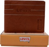 Ruff Boys Brown Genuine Leather Wallet (...
