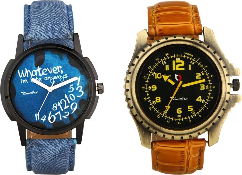 Timebre GXCOM331 Milano Analog Watch For Men