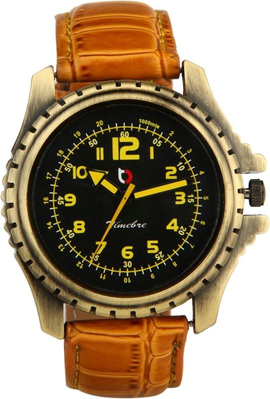 Timebre GXBLK560 Milano Analog Watch For Men