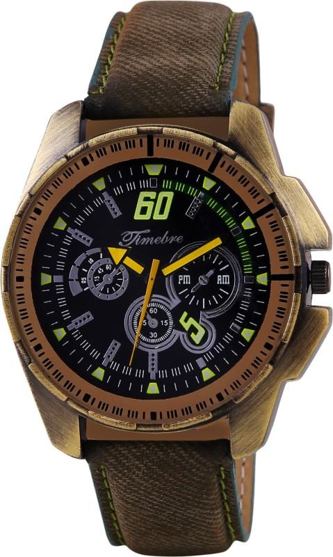 Timebre GXBLK421 Diesel Analog Watch For Men