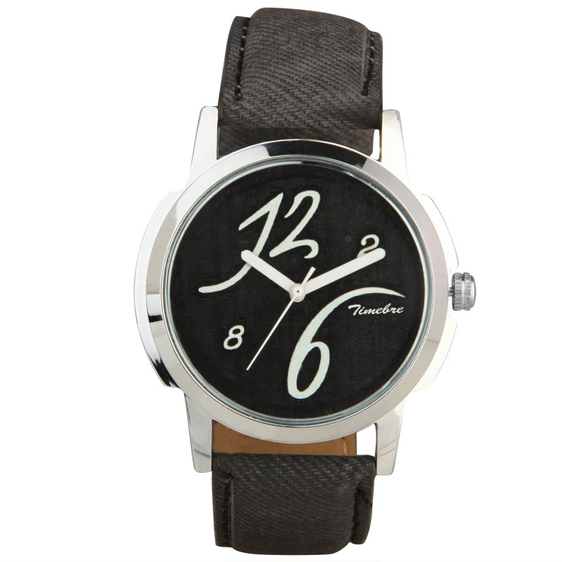 Timebre GXBLK562 Milano Analog Watch For Men