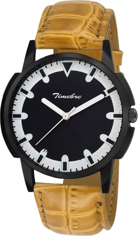 Timebre GXBLK502 Milano Analog Watch For Men