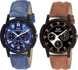 Coolado CL-0302 Combo Of 02 Watches Impe...
