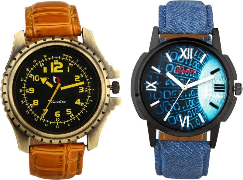 Timebre GXCOM330 Milano Analog Watch For Men