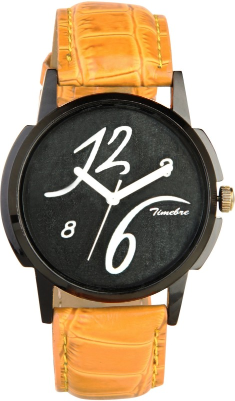 Timebre GXBLK540 Milano Analog Watch For Men