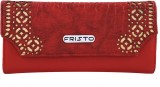 Fristo Red  Clutch