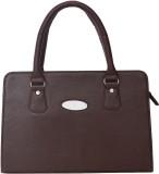 Hand bag Hand-held Bag (Brown)