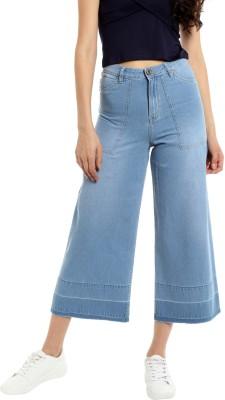 Tarama Regular Women's Light Blue Jeans at flipkart