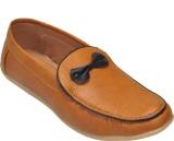 Kolapuri Center Loafers (Tan)