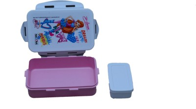 Nayasa high quality super stylish Camp (pink) 1 Containers Lunch Box(1000 ml)