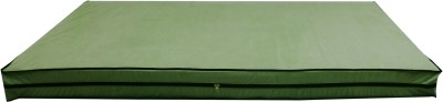 Dream Care Zippered Queen Size Mattress Protector(Green)