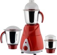 Anjalimix Soectra Red 1000 W Mixer Grinder(Red, 3 Jars)