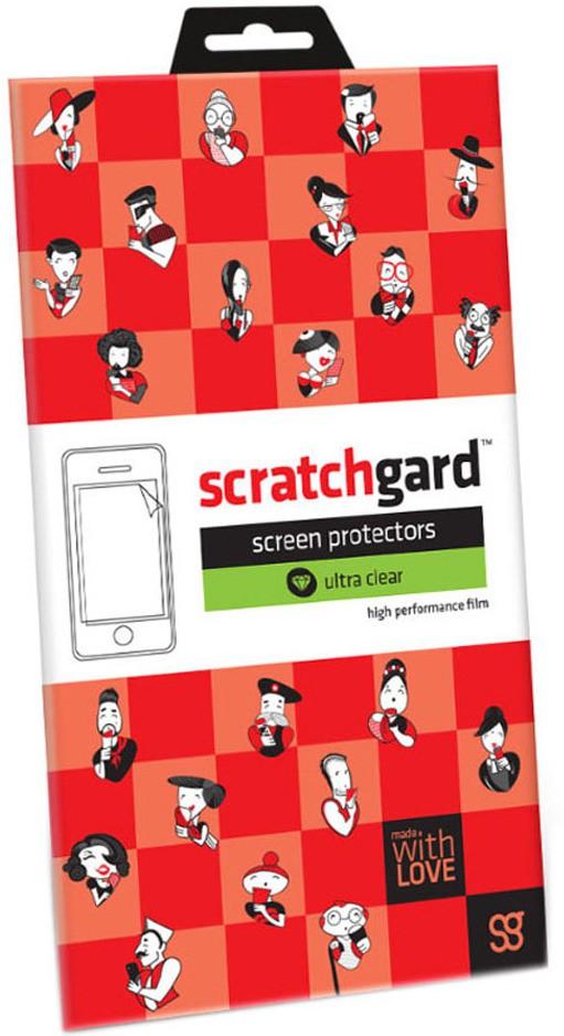 Scratchgard Screen Guard for Huawei Honor 6X