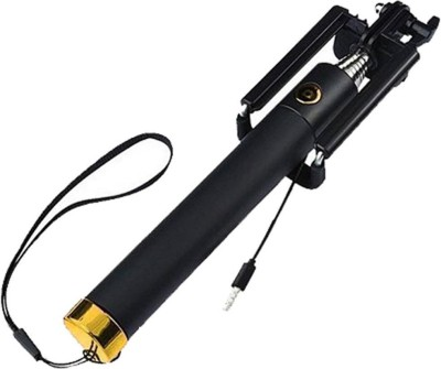 A Connect Z Amazing SelfiStick -36 Selfie Stick(Black)