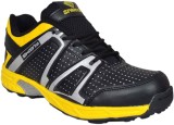 Spartan FORCE Black and Yellow Hockey Sh...