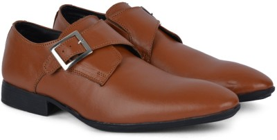 Ziraffe MADRID Monk Strap(Tan)