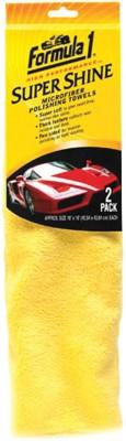 Formula 1 Microfiber Vehicle Washing Towel(Pack Of 1)