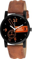 Coolado 41 BR New Pattern Style Imperial Analog Watch For Men
