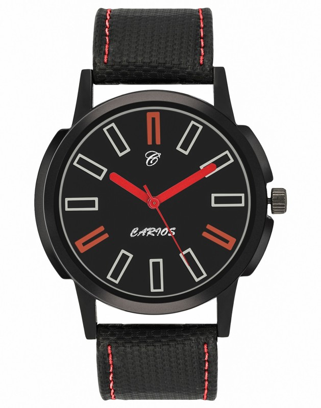 CARIOS CA1011 Textured Analog Watch For Men
