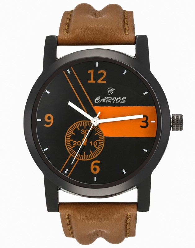CARIOS CA1008 Textured Analog Watch For Men