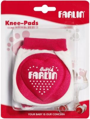Farlin BF-672 Pink Baby Knee Pads(Giraffe)