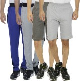 Hardys Solid Men's Multicolor Track Pant...