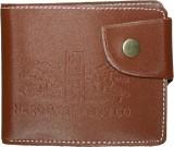 Assashion Boys Brown Tyvek Wallet (2 Car...