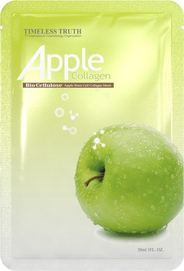 Timeless Truth Apple Stem Cell & Collagen Bio Cellulose Mask(30 ml)