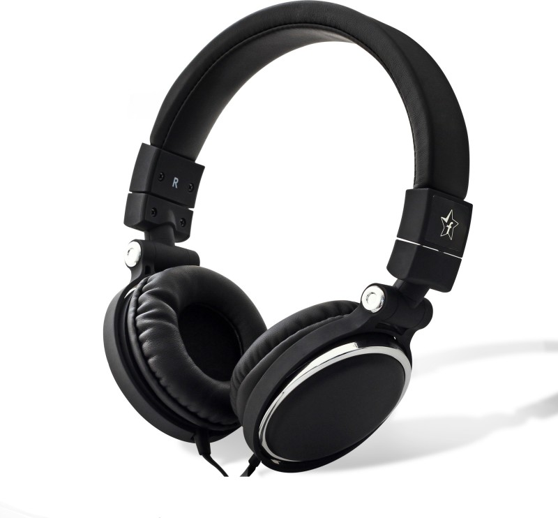Flipkart SmartBuy Wired Headset With Mic(Black)