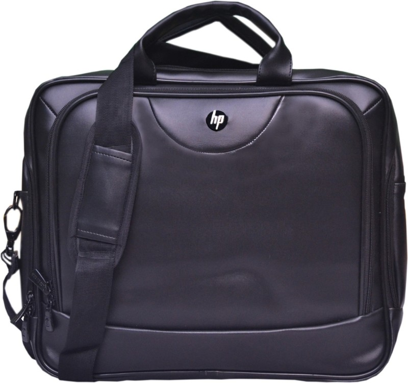 HP 15.6 inch Laptop Messenger Bag(Black)