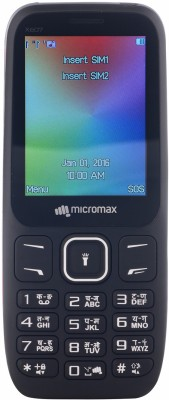 Micromax X607(Black)