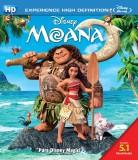 Moana - Blu Ray (Blu-ray English)