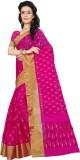 Indianbeauty Self Design, Solid Banarasi...