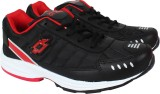 Rod Takes Running Shoes (Black, Red)