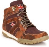 Eego Italy Stylish and Trendy Boots (Pur...